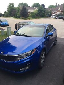 2013 Kia Optima EX luxury (3,000 Cash back disponible/available)