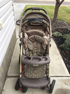 GRACO full sized stroller; excellent condition  $120