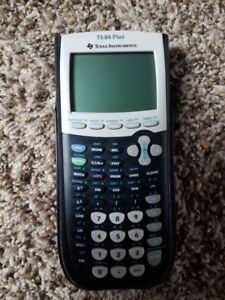 TI-84 Texas Instruments Graphing Calculator