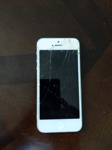 Iphone 5 - for parts