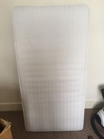 Cot bed mattress for sale