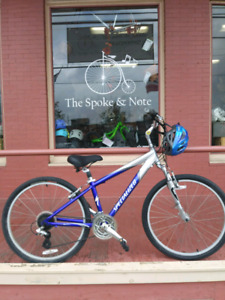Specialized Expedition mediem and small frame