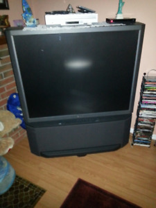 """SONY 53"""" TV FOR SALE"""