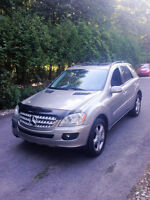 2006 MERCEDES ML500 MINT CONDITION WITH *****GPS***NEGOCIABLE***