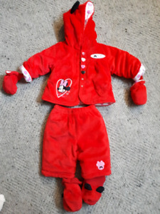 6-9 month Disney snowsuit