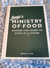Jamie Oliver cookbook