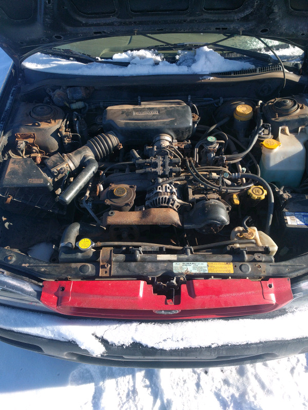 Looking To Buy Subaru Ej22 Engine Cars Trucks Charlottetown