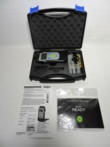 Breathalyzer Alcohol by Drager