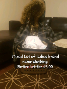 TRADES TRADES LITS OF BRAND NamE Ladies items