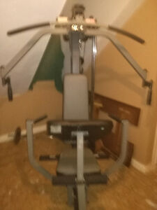 IMPEX Home Gym