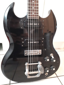 Gibson sg professional 1972