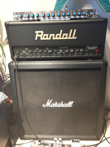 Marshall MG412A Cabinet + FREE 40$ speaker cable