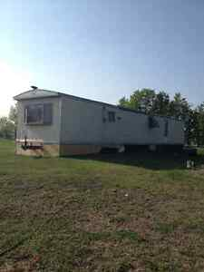 Mobile home to be moved(free)