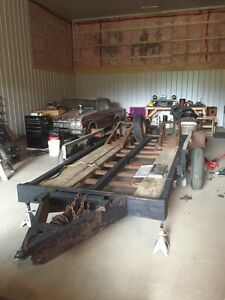 Home Built Trailer Project