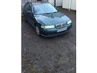 Rover with 6 months mot