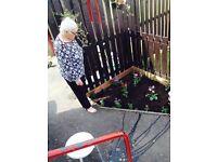 Gardener looking for work locally