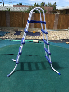 Pool Ladder (52 Inch's Tall)