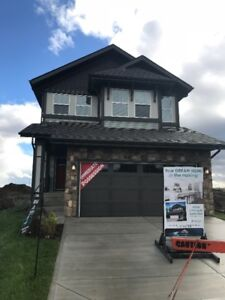 New Immediate Possession Fully Landscaped Single Family