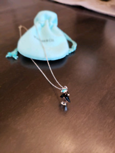 Tiffany Penguin Necklace