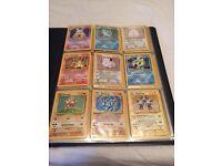 Pokemon Complete Base Set - Mint Condition Charizard