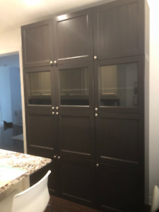Large modern cabinet for sale