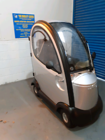 Traveso mobility scooter