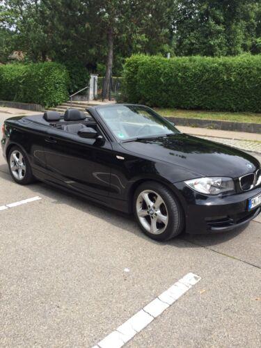 BMW 118d Cabrio