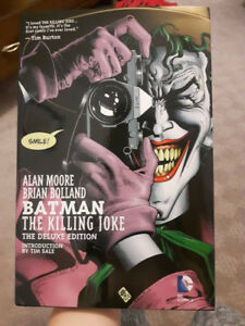 DC novels for sale- Harley Quinn, Batman, Joker...