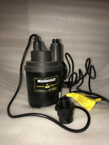 Submersible Utility Pump