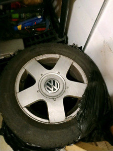Mags Volks Golf 15""