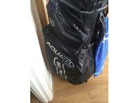 Ogio Gotham aquatech waterproof trolley bag