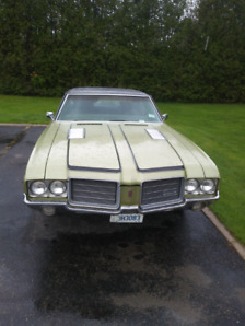 1971 Oldsmobile Cutlass S