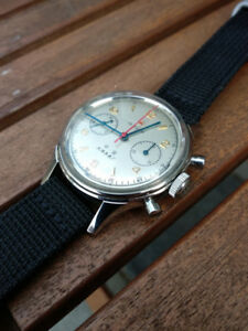 Chinese 1963 Military Reissue Mechanical Chronograph