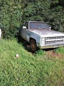 wanted 1973 to 87 chev project wanted