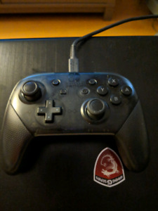 Switch pro controller 65$