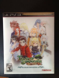 Tales of Symphonia Chronicles Collector's Edition neuf