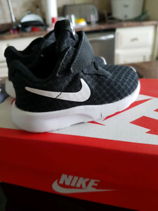 Nike infant sneakers size 3.