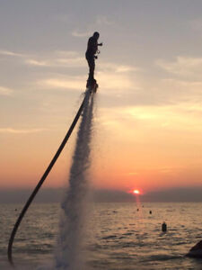 Flyboard Jetpack for sale ONLY $4,000