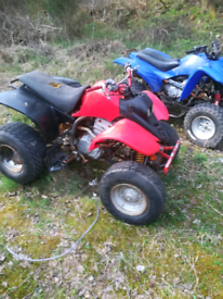 Quad bikes spares or repair for sale  Dunblane, Stirling