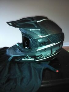509 Evolution, Carbon Fibre, Chris Burandt Edition Helmet