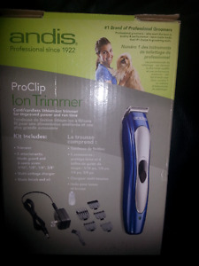 New Andis Pro Trim Trimmer