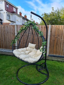 New in stock  A Double XL cuddle swing chairs  Free uk delivery