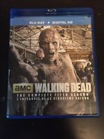 Walking dead season 5 bluray