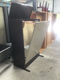 Vertical plans cabinet