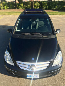 2008 Mercedes-Benz B-Class Turbo Hatchback B200