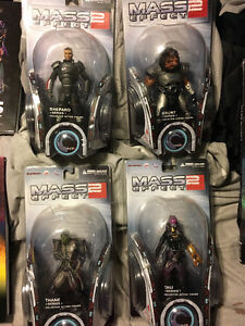 Mass Effect 2, Series 1 Figurine Collectables