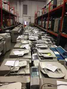 Refurbished Printers/Copiers/Large Format for Sale/Lease