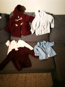 6-12 mth clothes Lot 2
