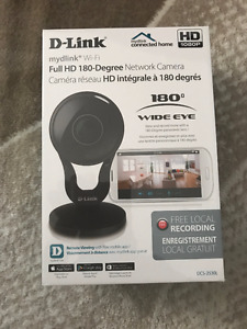 Factory sealed D-LINK DCS-2530L Network Camera