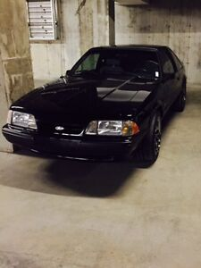Mustang 5.0L1988 supercharge